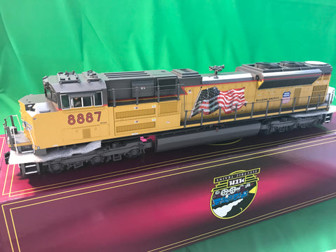 "MTH 20-20964-1 - SD70ACe Diesel Engine ""Union Pacific"" #8887 w/ PS3 (Hi-Rail Wheels)"