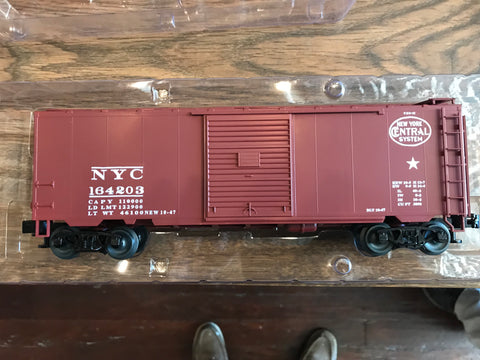 "Lionel 3-17043 - LionScale - PS-1 Boxcar ""New York Central"" #164214"