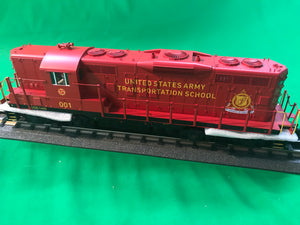 "MTH 20-20862-1 - GP-9 Diesel Engine ""U.S. Army"" w/ PS3 #001"