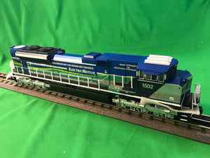 "MTH 20-20965-1 - SD70ACe Diesel Engine ""Electro Motive"" #1502 w/ PS3 (Hi-Rail Wheels)"
