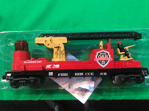 "Lionel 6-84498 - Rescue Fire Car ""Norfolk Southern"""