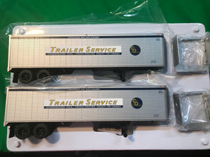 "Lionel 6-84882 - 40' Trailer ""Chesapeake & Ohio"" (2-Pack)"