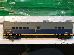"Atlas O 3007711 - Express Box Car ""CSX"""