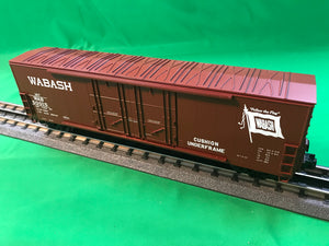 "MTH 20-93748 - 50' Dbl. Door Plugged Boxcar ""Wabash"""