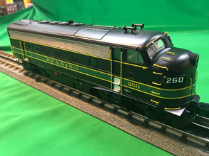 "Lionel 6-85211 - Legacy F3 AA Diesel Set ""Reading"" #260A-261A"