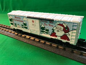 "Lionel 6-84747 - Boxcar ""2018 Christmas"""