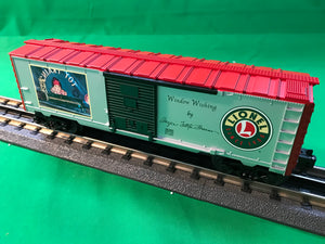 "Lionel 6-36265 - Angela Trotta Thomas - Boxcar ""Window Wishing"""