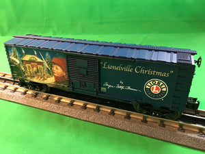 "Lionel 6-82699 - Boxcar ""Lionelville Christmas"""