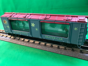 "MTH 30-79545 - Operating Action Car ""North Pole"""