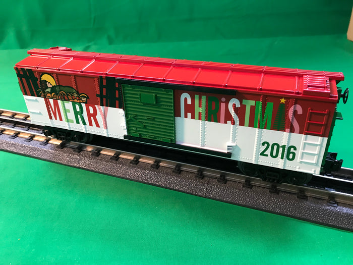 "MTH 30-74843 - Box Car ""2016 Christmas"""
