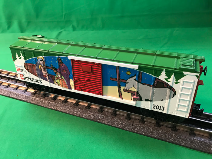 "MTH 30-74823 - Box Car ""2015 Christmas"""