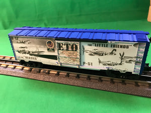 "Lionel 6-83784 - WWII Boxcar ""Heavies and Little Friends"""