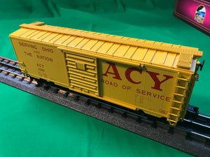 "MTH 20-93759 - 40' Box Car ""Akron Canton & Youngstown"""