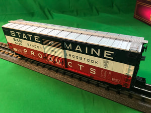 "MTH 20-93772 - 50' Ps-1 Box Car ""Bangor & Aroostook"" w/ Youngstown Standard Door"
