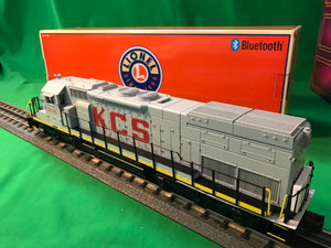 "Lionel 6-84625 - Legacy SD40T-2 Diesel Locomotive ""Kansas City Southern"" #6110"