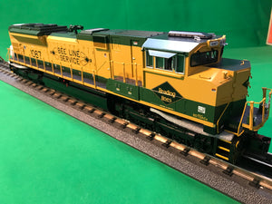 "MTH 20-20809-1 - SD70ACe Diesel Engine NS Heritage ""Reading"" #1067 w/ PS3 (Hi-Rail Wheels)"