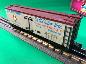 "MTH 20-94422 - 36' Woodsided Reefer Car ""Our Mother's Cocoa"""