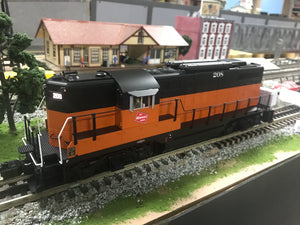 "Lionel 6-84275 - Legacy GP9 Torpedo Diesel Engine ""Milwaukee Road"" #208"