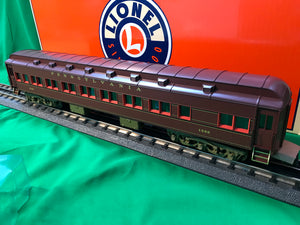 "Lionel 6-85012 - 18"" Heavyweight Passenger Coach Car ""Pennsylvania"" (2-Car) Set #2"