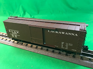 "Lionel 6-29384 - Double-Sheathed Box Car ""Lackawanna"""