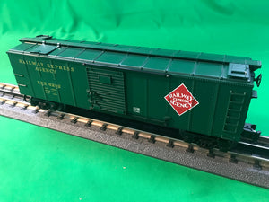 "Lionel 6-81726 - Operating Merchandise Box Car ""Railway Express Agency"""