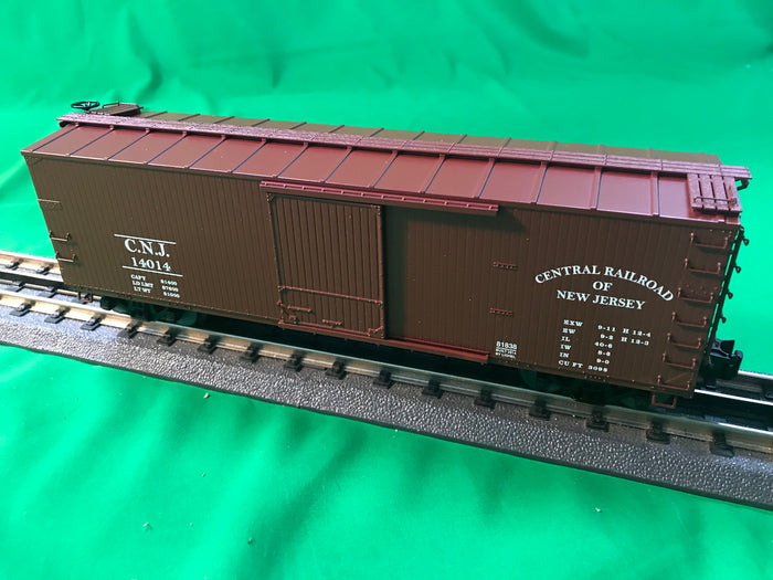 "Lionel 6-81838 - USRA Double-Sheathed Boxcar ""Jersey Central"""