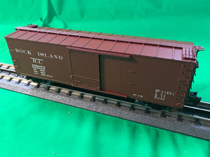 "Lionel 6-83349 - Double Sheath Boxcar ""Rock Island"""