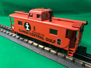 "MTH 20-91640 - N8 Caboose ""Illinois Central Gulf"""