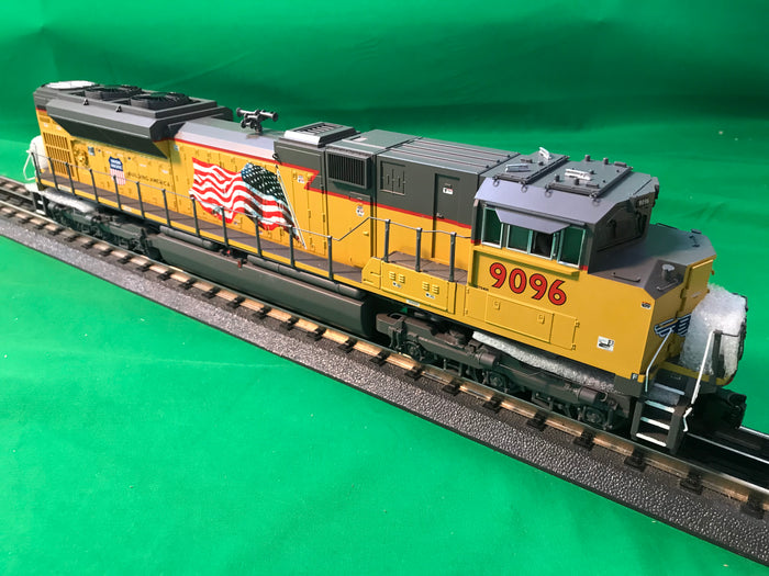 "MTH 20-21156-1 - SD70ACe Diesel Engine Union Pacific ""9096"" w/ PS3 (Hi-Rail Wheels)"