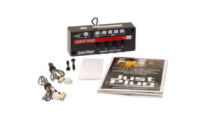 Woodland Scenics JP5700 - Just Plug - Lights & Hub Set