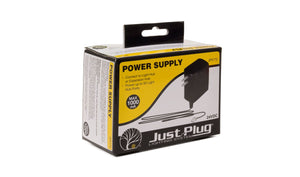 Woodland Scenics JP5770 - Just Plug - Power Supply