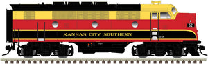 "Atlas O 30136003 - Master - TMCC - EMD F3A Phase 1 ""Kansas City Southern"" (Powered)"