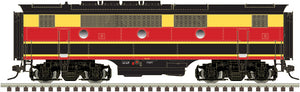 "Atlas O 30136017 - Master - TMCC - EMD F3B Phase 1 ""Kansas City Southern"" (Unpowered)"