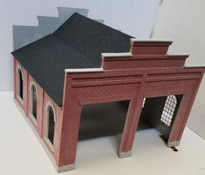 Korber Models #203 - O Scale - Trolley Shed Kit