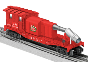 "Lionel 6-26642 - Jet Snow Blower ""Canadian National"""