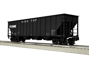 "Lionel 3-17230 - LionScale - 100-Ton 4-Bay Hoppers ""Norfolk Southern"" (6-Car)"