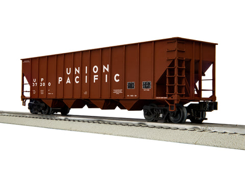 "Lionel 3-17240 - LionScale - 100-Ton 4-Bay Hoppers ""Union Pacific"" (6-Car)"