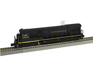 "Lionel 1921201 - A/F Legacy U36C Diesel Locomotive ""Clinchfield"" #3600"