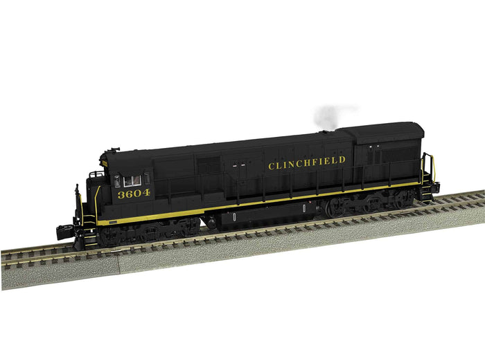 "Lionel 1921202 - A/F Legacy U36C Diesel Locomotive ""Clinchfield"" #3604"