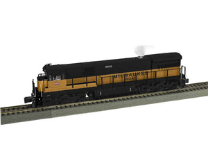 "Lionel 1921222 - A/F Legacy U36C Diesel Locomotive ""Milwaukee Road"" #5803"
