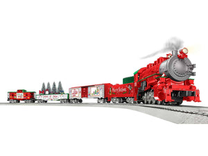 "Lionel 1923140 - LionChief Disney ""Christmas"" Freight Set"