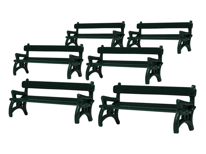 Lionel 1930180 - Benches (6-Pack)
