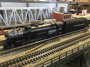 "Lionel 1931810 - Legacy J3a Hudson 4-6-4 Steam Locomotive ""New York Central"" #5415 w/ PT Tender + Bluetooth - Custom Run for MrMuffin'sTrains"