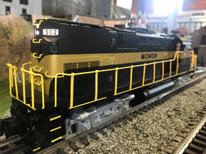 "Lionel 1933682 - Legacy C-420 Diesel Locomotive ""Monon"" #502 w/ Bluetooth - Custom Run for MrMuffin'sTrains"