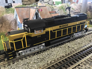 "Lionel 1933710 - Legacy C-420 Low Hood Diesel Locomotive ""Monon"" #503 w/ Bluetooth - Custom Run for MrMuffin'sTrains"