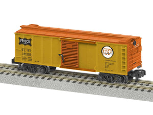 "Lionel 2019040 - A/F Freightsounds Boxcar ""Frisco"""