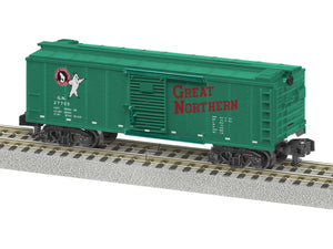 "Lionel 2019071 - A/F Boxcar ""Great Northern"" #27705"