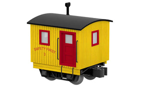 "Lionel 2026050 - Logging Caboose ""Safety First"" #3"