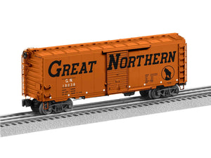 "Lionel 2026150 - Flat Spot FreightSounds ""Great Northern"" PS-1 Boxcar #19038"
