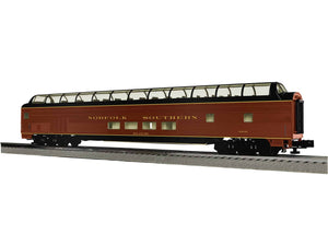 "Lionel 2027200 - StationSounds Dome Car ""Norfolk Southern"" #Delaware"